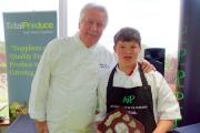 Young Ross chef takes first prize